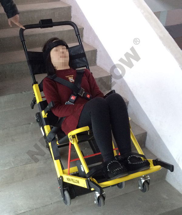 Electric Stair Climbing Chair , Evacuation Chair